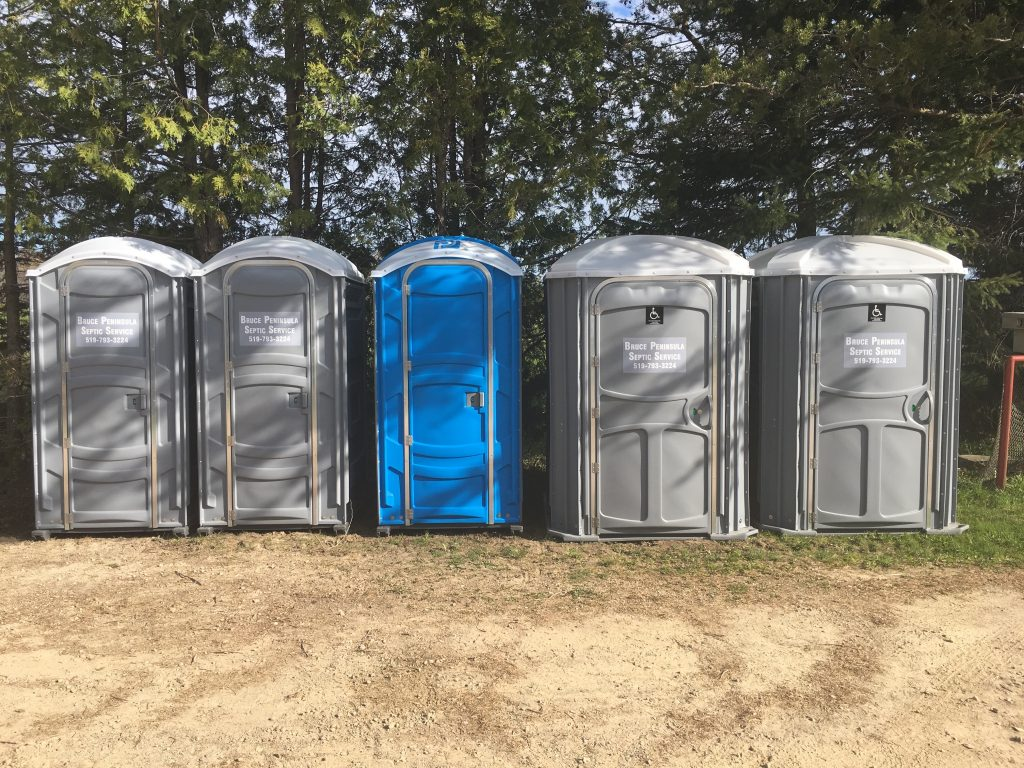 Restroom Units and Supplies Needed for Your Service Business