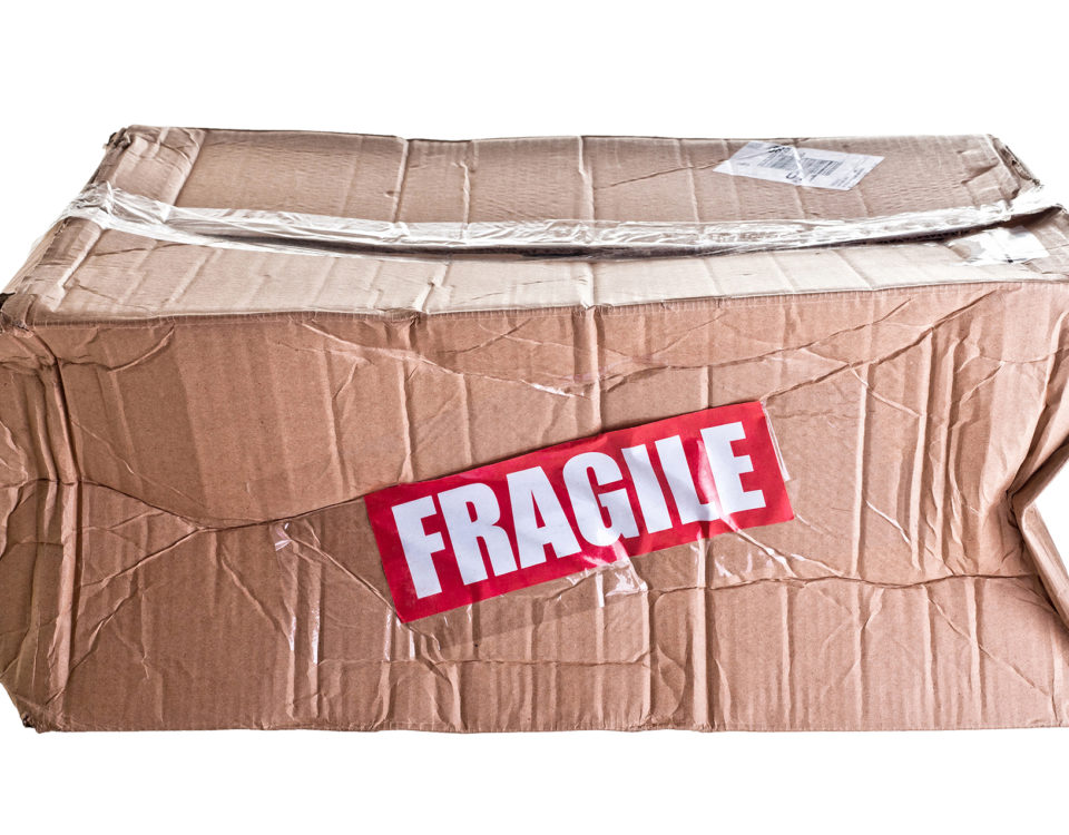 Procedures for Checking for and Dealing with Shipping Damage