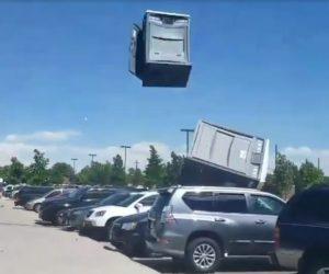 It's a Bird, It's a Plane, It's a... Porta-Potty