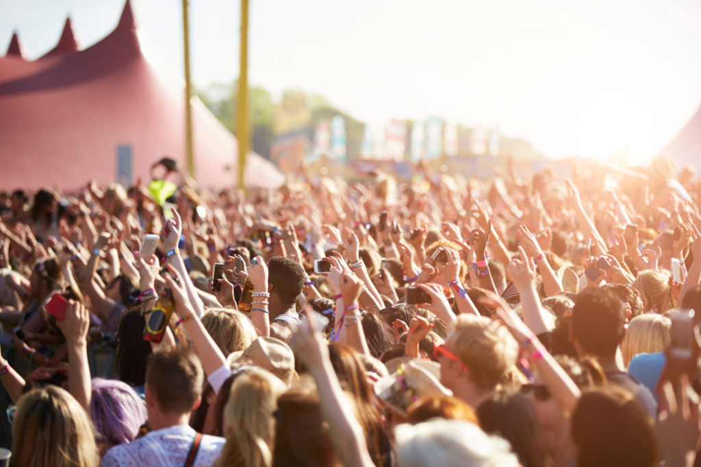 The Benefits of Working Music Festivals