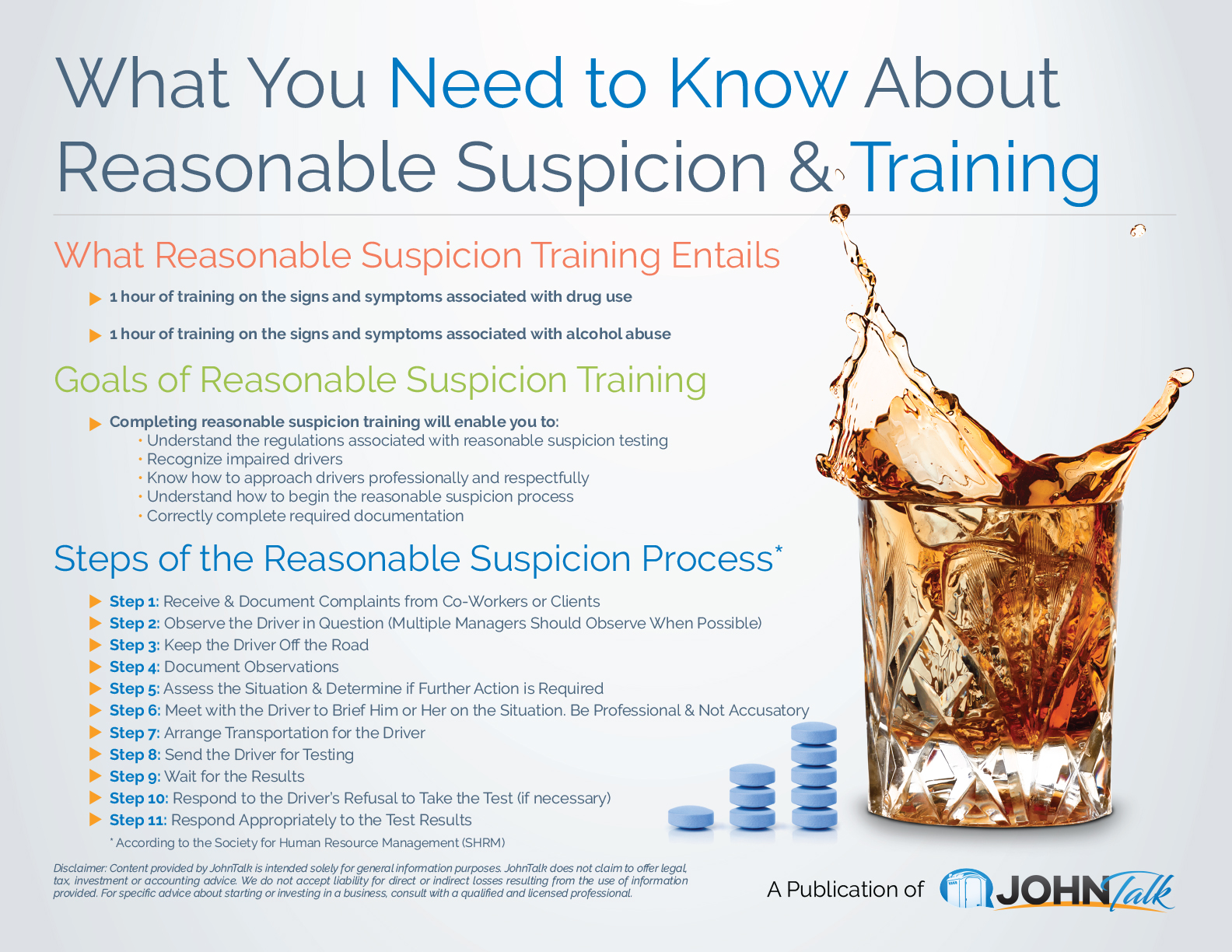 What You Need to Know About Reasonable Suspicion & Training