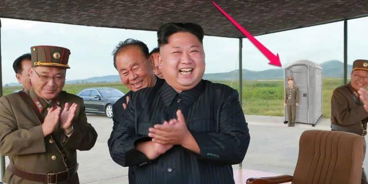 ICYMI Kim Jong-un Has Potty Paranoia