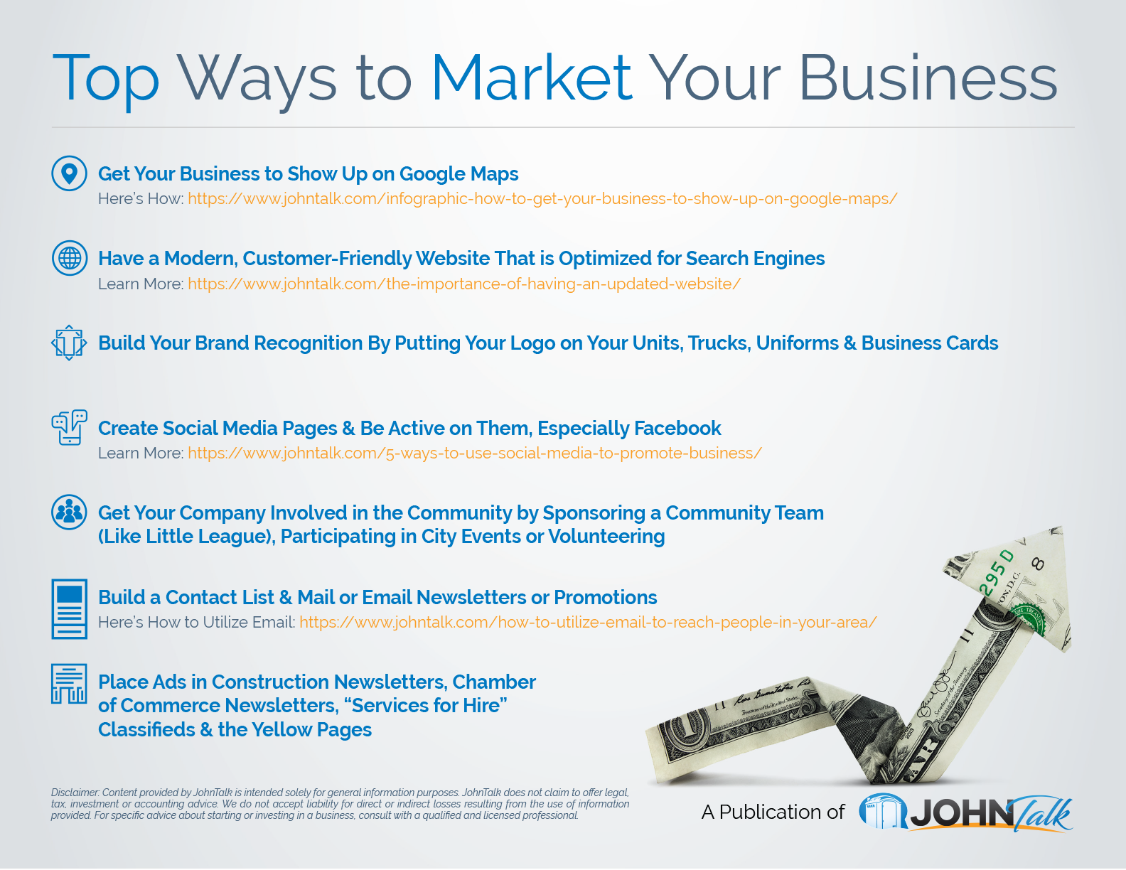 Top Ways to Market Your Business