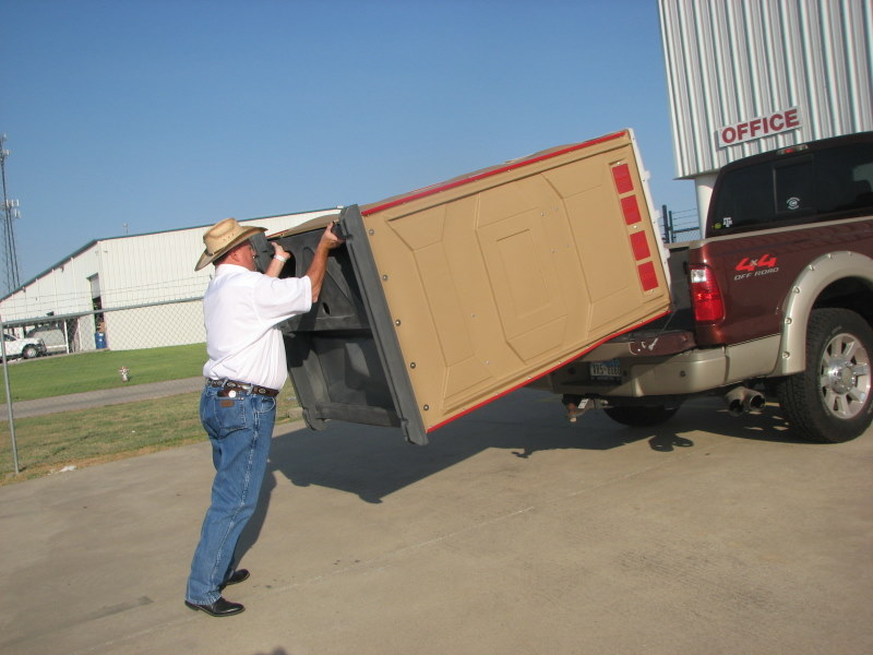 How to Properly Load, Ship & Unload Toilets