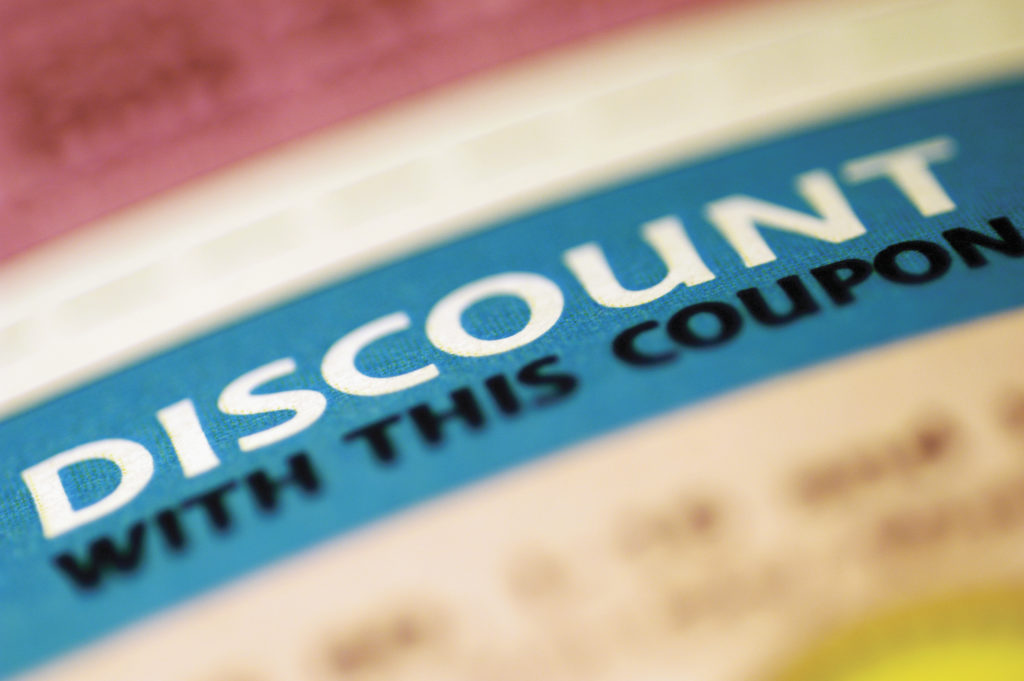 Does It Make Sense to Offer Discounts