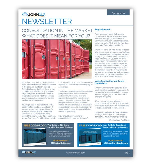 JohnTalk_Spring2019_Newsletter_thumbnail