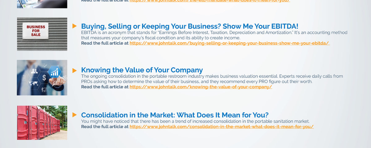 Top JohnTalk Business & Compliance Articles