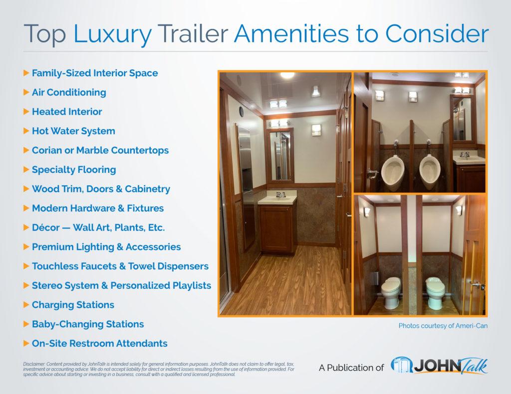 Top Luxury Trailer Amenities to Consider