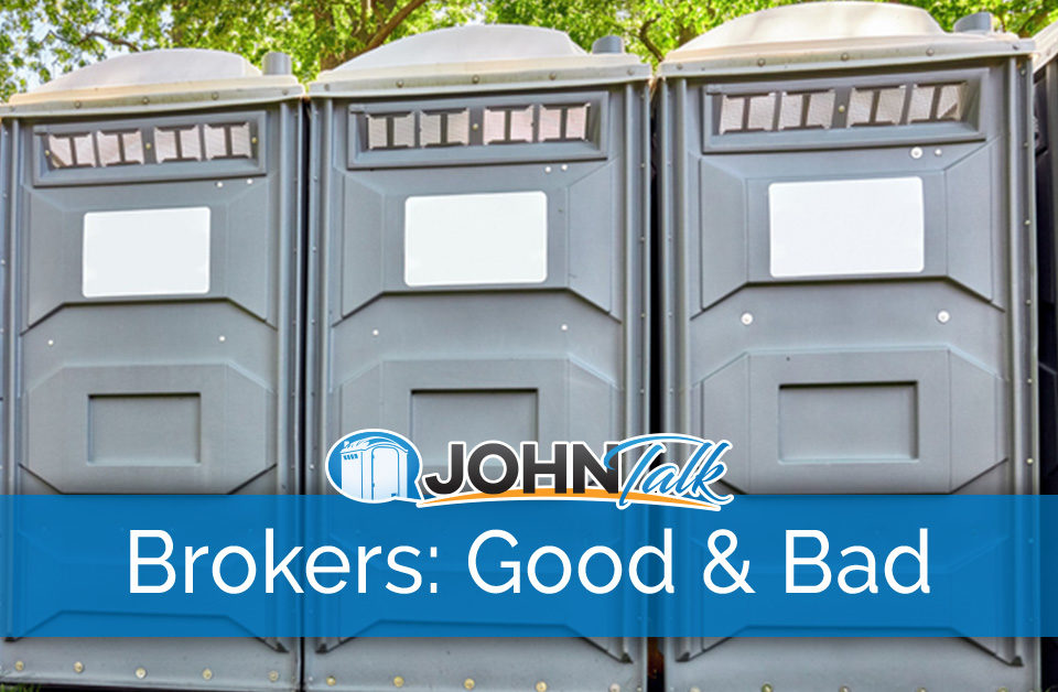 Brokers: The Good & The Bad