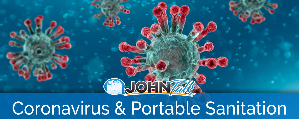 Coronavirus and How It Affects the Portable Sanitation Industry