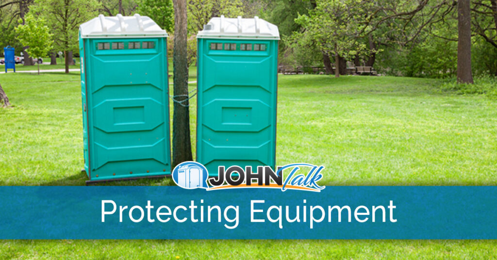 Protecting Equipment from Vandalism & Theft