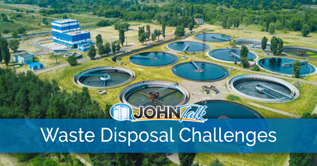 Challenges with Waste Disposal & How to Manage Them