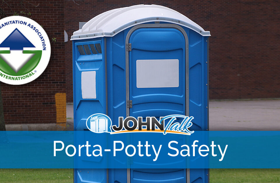 Porta-Potty Safety During the Pandemic