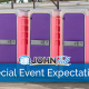Special Events Should We Expect an Increase This Summer