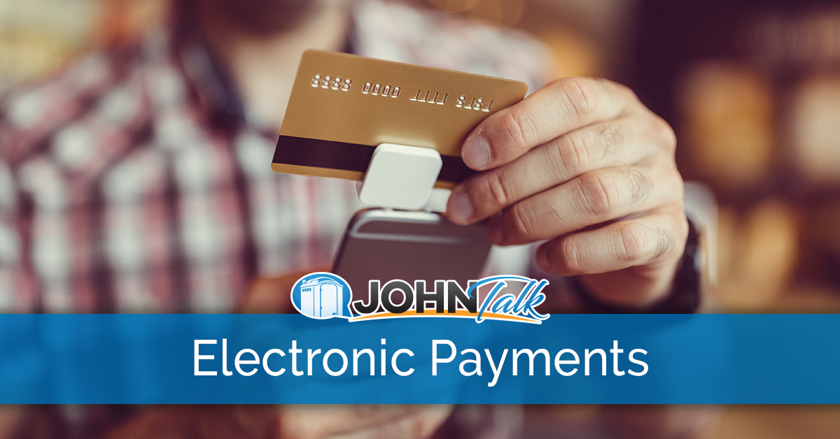 Does Accepting Electronic Payments Make Sense for Your Business