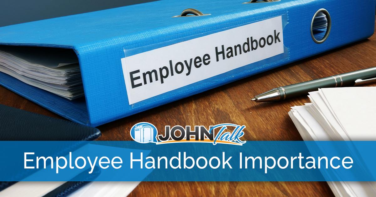 The Importance of Having an Employee Handbook