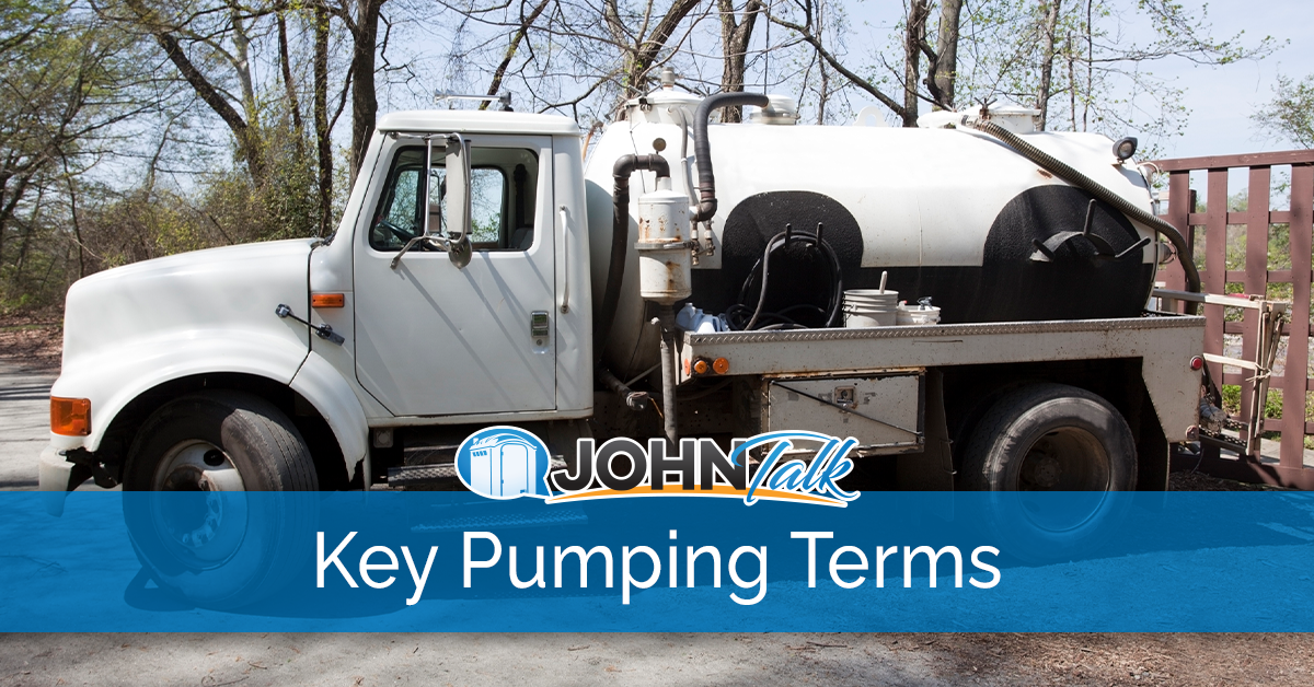 Key Pumping Terms for New & Expanding Businesses