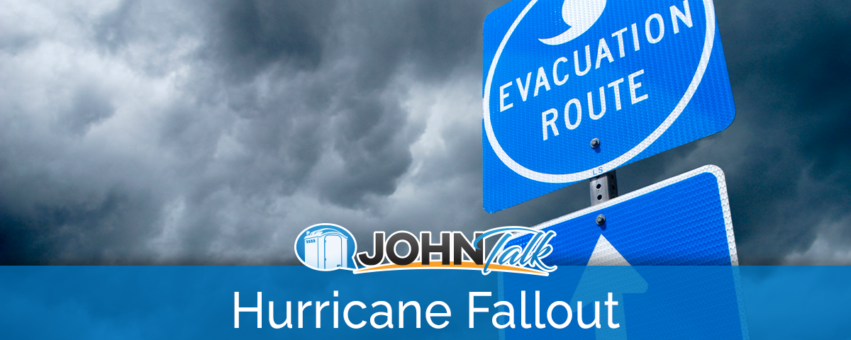 Fallout from Hurricane Ida Effects on the Portable Restroom Industry